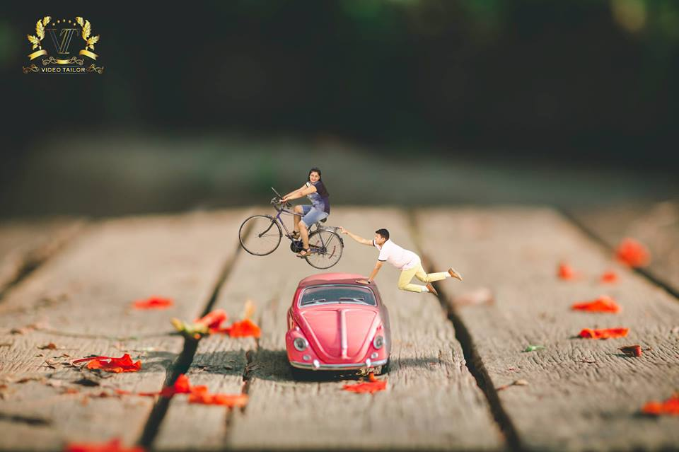 Funny Pre Wedding Shoot Ideas Every Couple Must Try Canvera Blog