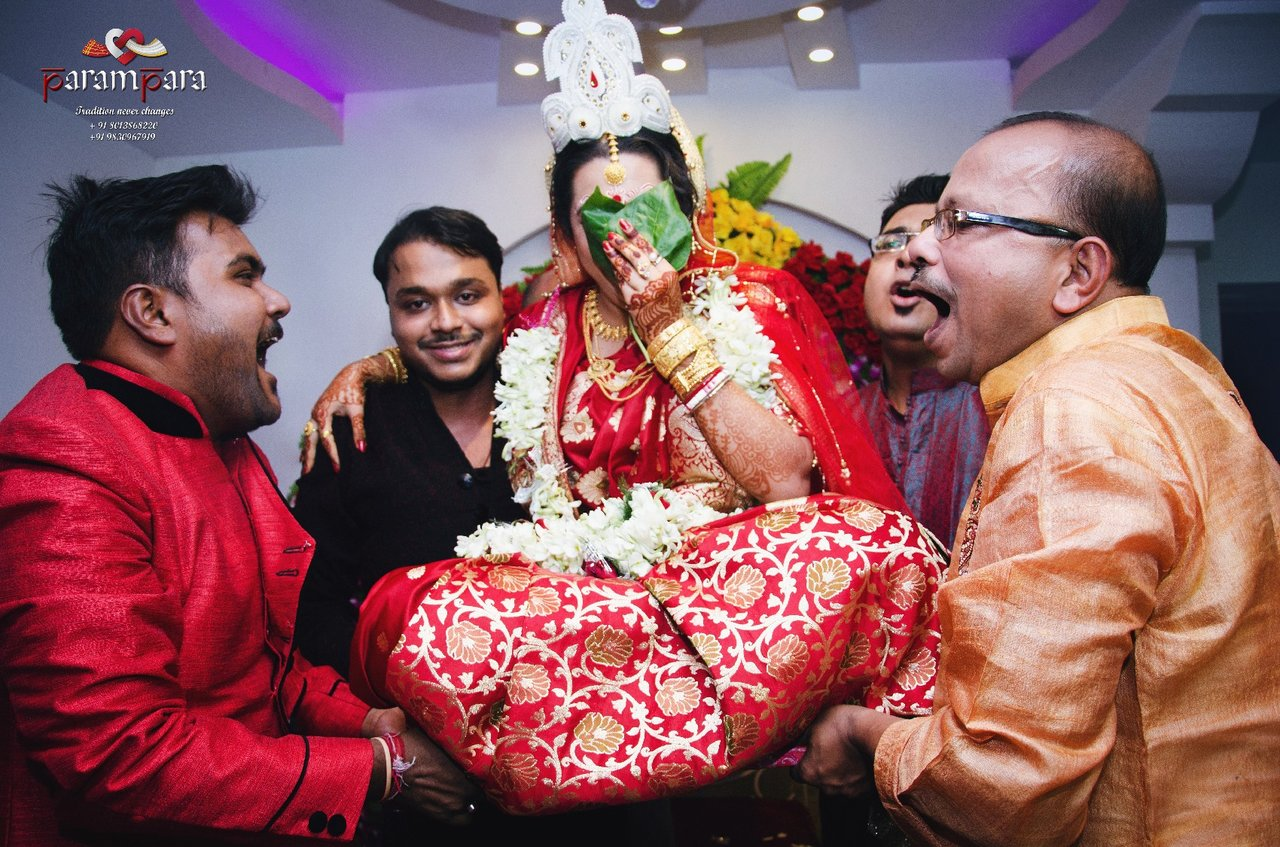 The Most Important Bengali Wedding Rituals